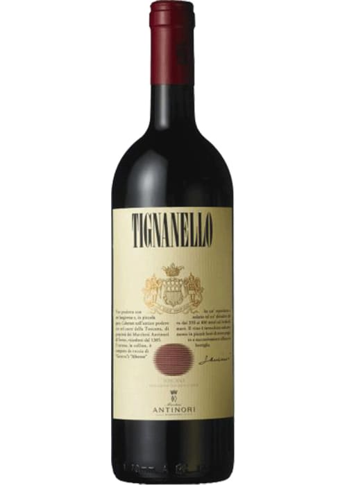 Toscana Tignanello Marchesi Antinori 2008 – 750mL