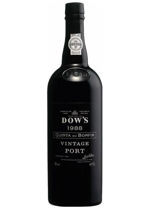 Porto Vintage Quinta do Bomfim Dow's 1988 – 750mL
