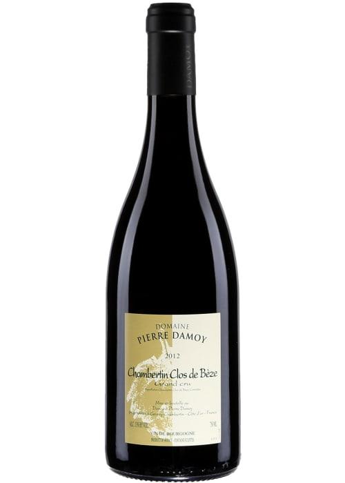 Chambertin Clos-de-Bèze Grand cru Domaine Pierre Damoy 1999 – 750mL