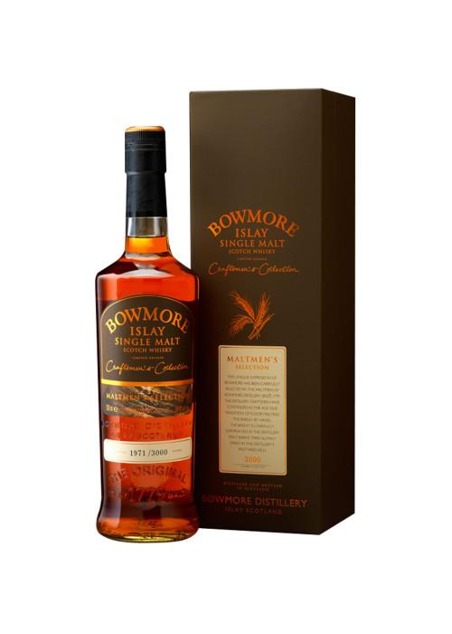 Single Malt Scotch Whisky Craftmen's Collection Bowmore – 700mL