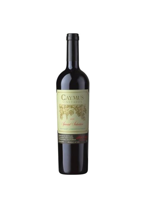 Cabernet-Sauvignon Napa Valley Special Selection Caymus Vineyards 2010 – 750mL