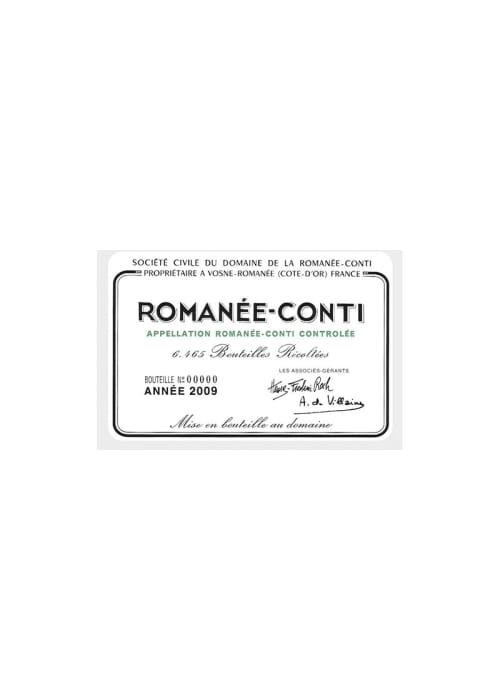 Romanée-Conti Grand cru Domaine de la Romanée-Conti 2004 – 750mL