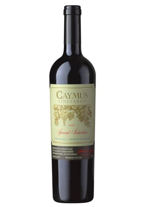Cabernet-Sauvignon Napa Valley Special Selection Caymus Vineyards 2012 – 750mL