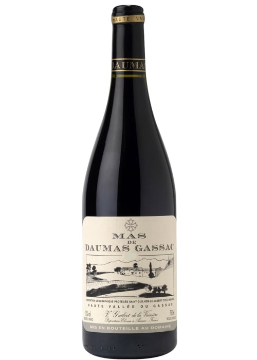 Vin de Pays de l'Hérault Mas de Daumas Gassac 2010 – 750mL