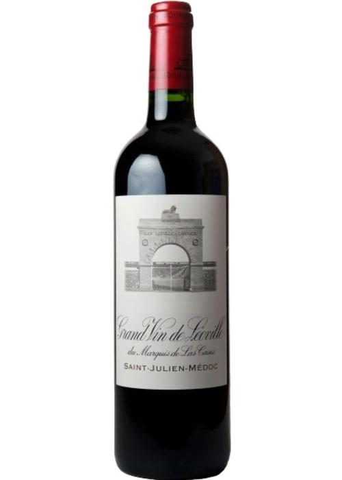 Saint-Julien Grand cru classé Grand Vin de Léoville du Marquis de Las Cases Château Léoville Las Cases 2013 – 750mL