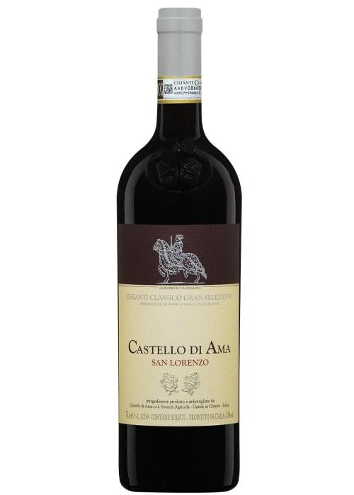 Chianti Classico Gran Selezione San Lorenzo Castello di Ama 2010 – 750mL