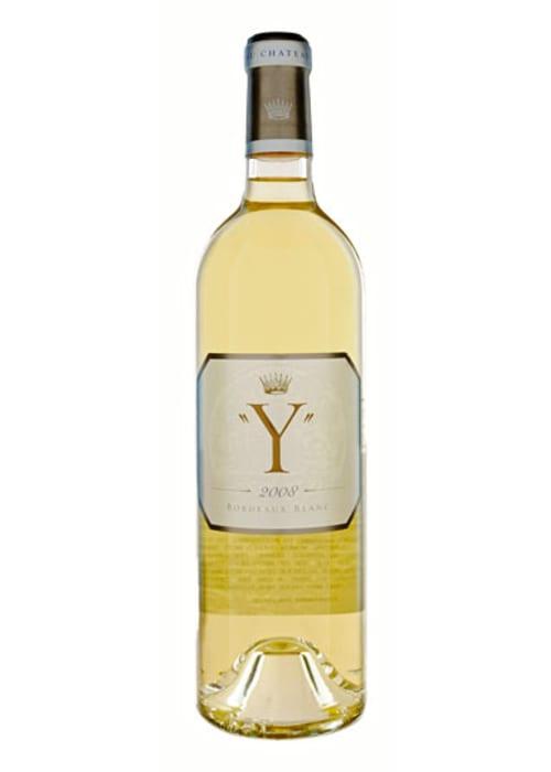 Bordeaux blanc Y d'Yquem Château d'Yquem 2012 – 750mL