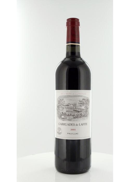 Pauillac Carruades de Lafite Château Lafite Rothschild 2003 – 750mL