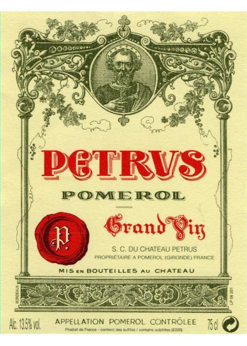 Pomerol Petrus 1970 – 750mL