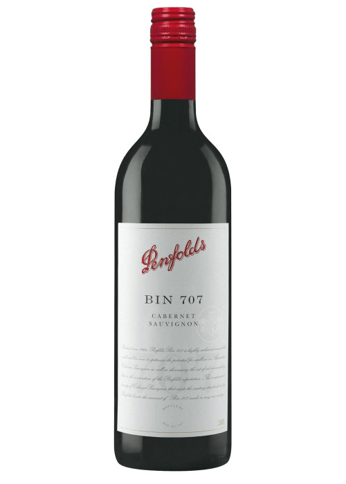 Cabernet-Sauvignon South Australia Bin 707 Penfolds 1997 – 750mL