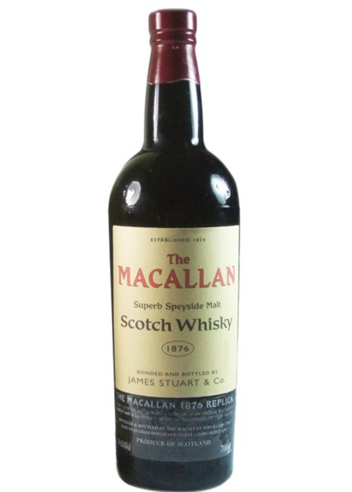Superb Speyside Malt Scotch Whisky The Macallan Replica The Macallan – 700mL