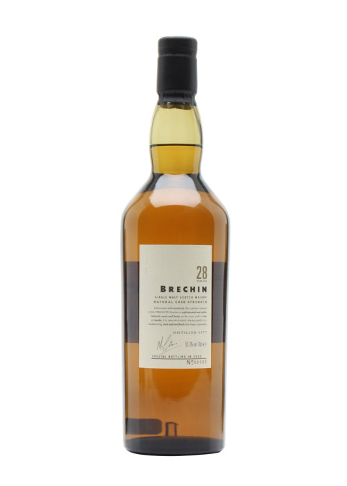 Single Malt Scotch Whisky 28 years Brechin 1977 – 700mL