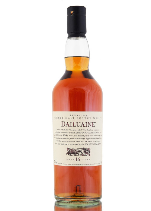 Single Malt Scotch Wisky 16 years Dailuaine – 700mL