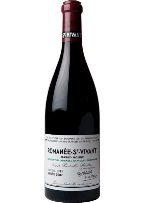 Romanée-St-Vivant Grand cru Marey-Monge Domaine de la Romanée-Conti 2001 – 750mL