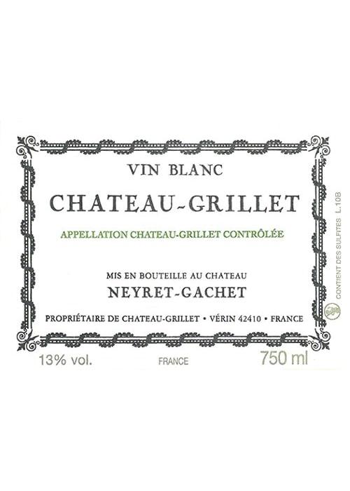 Château-Grillet Neyret-Gachet Château Grillet 2006 – 750mL