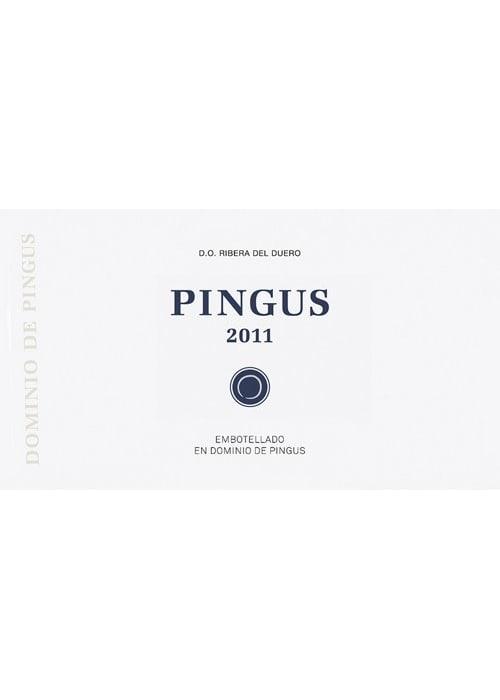 Ribera del Duero Pingus Dominio de Pingus 2011 – 750mL