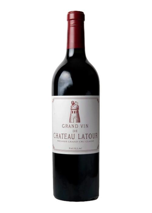 Pauillac 1er grand cru classé Grand Vin de Château Latour 1995 – 750mL