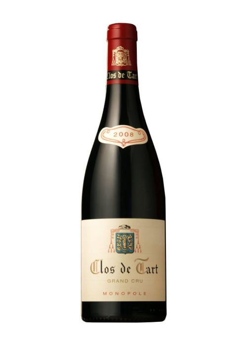 Clos de Tart Grand cru Mommessin 1985 – 750mL