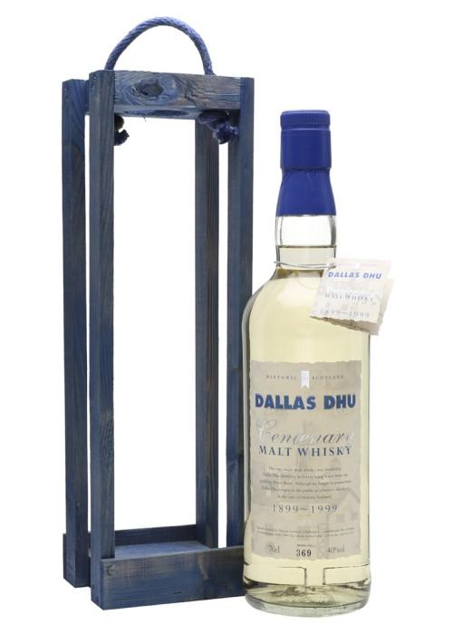 Malt Whisky Centenary Dallas Dhu – 700mL