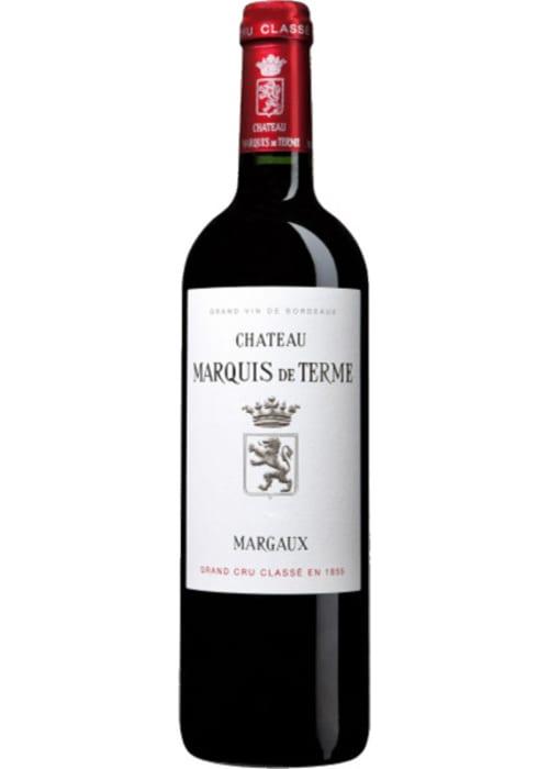 Margaux Grand cru classé Château Marquis de Terme 2012 – 750mL