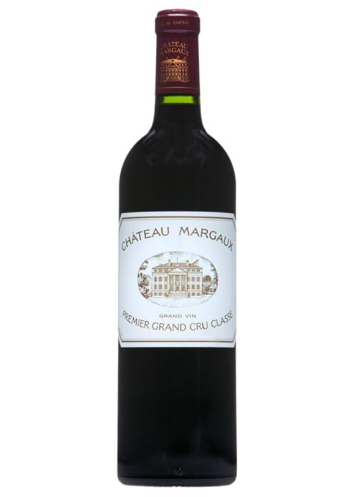 Margaux 1er grand cru classé Château Margaux 2002 – 750mL