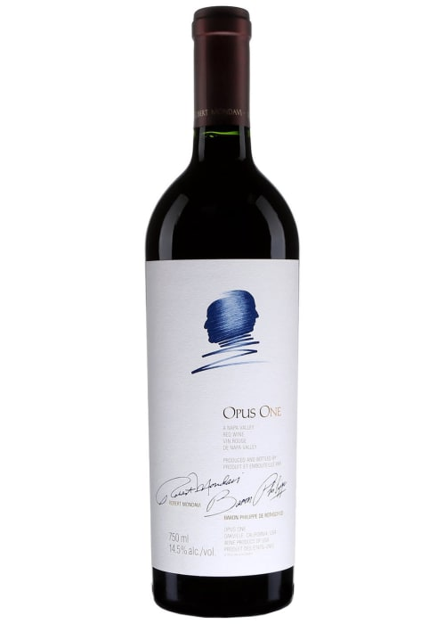 Napa Valley Opus One 1995 – 750mL