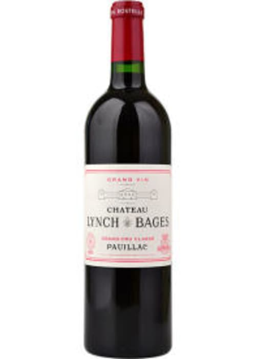Pauillac Grand cru classé Château Lynch-Bages 2005- 750mL