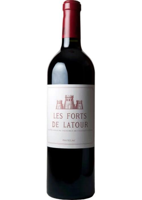 Pauillac Les Forts de Latour Château Latour 2001 – 750mL