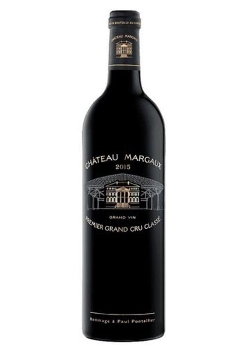 Margaux 1er Grand Cru Classé Château Margaux 2015 – 750mL