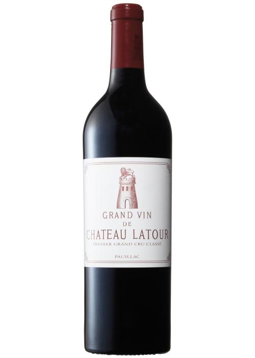 Pauillac 1er grand cru classé Grand Vin de Château Latour 1998 – 750mL