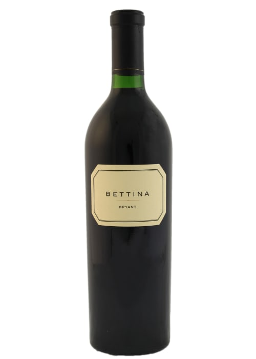 Napa Valley Bettina Bryant Family Vineyard 2013 – 750mL