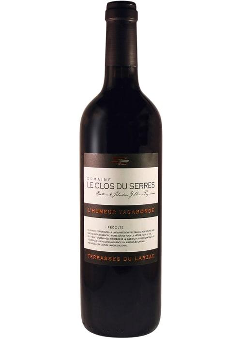 Languedoc Terrasses du Larzac L'Humeur Vagabonde Domaine Le Clos du Serres 2014 – 1.5L