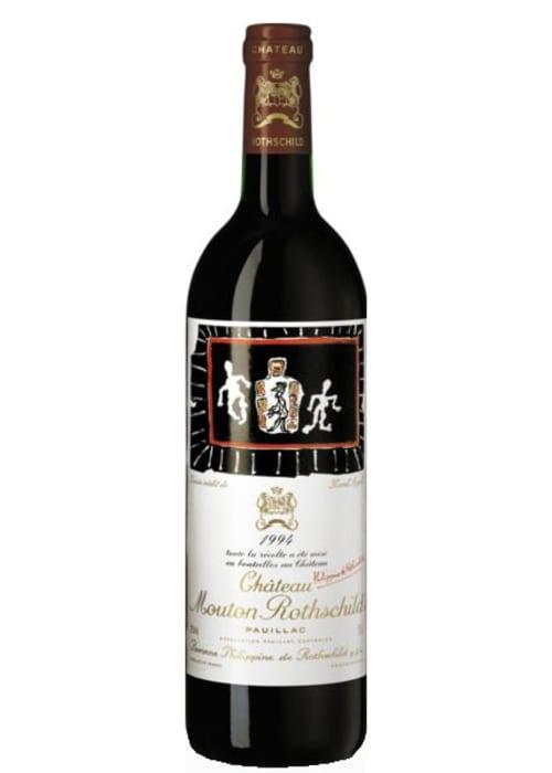 Pauillac 1er grand cru classé Château Mouton Rothschild 1994 – 750mL