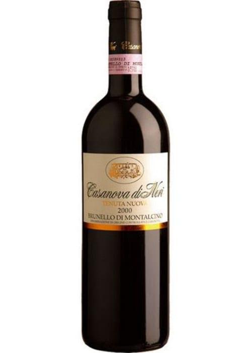 Brunello di Montalcino Tenuta Nuova Casanova di Neri 2006 – 750mL