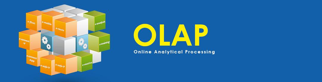 O que é OLAP – Online Analytical Processing ?