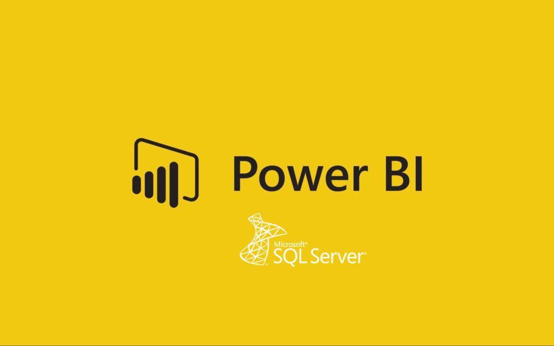 conectar Power BI com SQL Server
