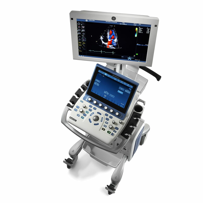 ultrasonido cardiaco