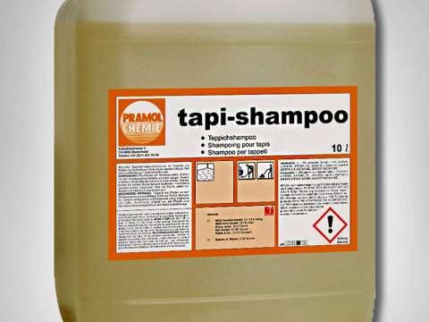 TAPI SHAMPOO, ουδέτερο Shampoo χαλιών - μοκετών