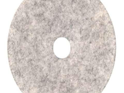 Δίσκος δαπέδου - τσόχα φυσικής ίνας