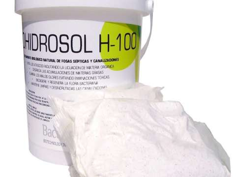 BIOHIDROSOL H-100 - Προϊόν Βιολογικής ενεργοποίησης