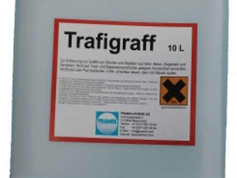 TRAFFIGRAFF PLUS - Αφαιρετικό graffiti για μέσα μεταφοράς
