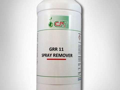GRR 11 SPRAY REMOVER - Αφαιρετικό graffiti από λείες επιφάνειες