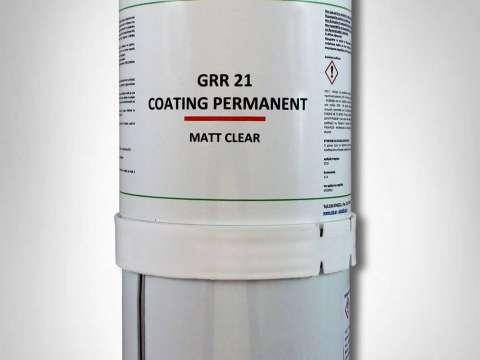 GRP 21 COATING PERMANENT MATT - Μόνιμο προστατευτικό από graffiti