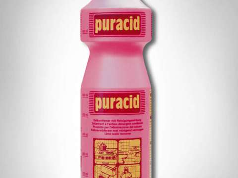 PURACID - Αφαλατικό για χώρους υγιεινής