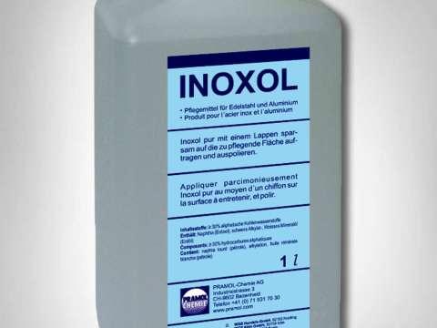 INOXOL - Καθαριστικό μεταλλικών και inox επιφανειών