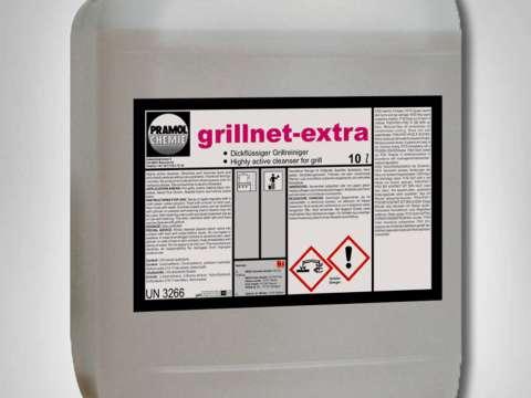 GRILLNET EXTRA - Καθαριστικό για την ψησταριά και τα καμένα λίπη