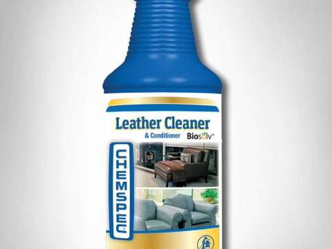 LEATHER CLEANER AND CONDITIONER - Προϊόν καθαρισμού και συντήρησης δερμάτινων επιφανειών
