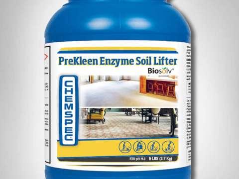PREKLEEN ENZYME SOIL LIFTER - Ενζυματικό προϊόν προψεκασμού υφασμάτων επίπλωσης