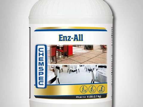 ENZ ALL - Ενζυματικό προϊόν προψεκασμού