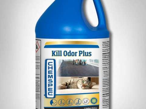 KILL ODOR PLUS - Προϊόν ξελεκιαστικό, αποσμητικό και προψεκασμού